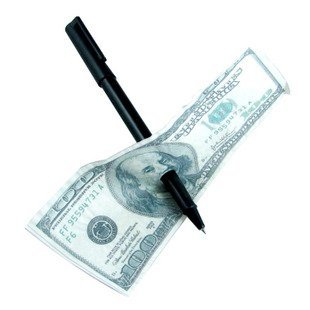 10piece/lot ! Wholesale! Plastic Pen Penetration(Thin&Thick)/magic props/close up magic