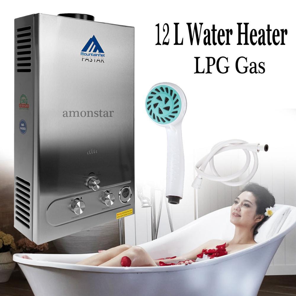 газовые водонагреватели из Китая