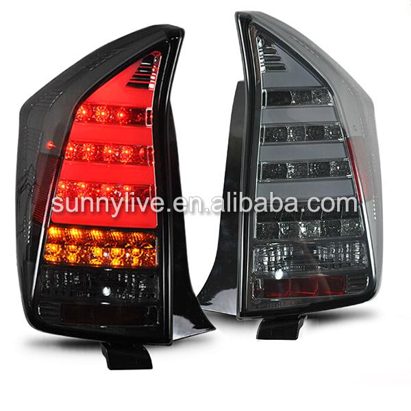 For TOYOTA Prius LED Tail Lamp 2009-11 Smoke Black Color SN(China (Mainland))