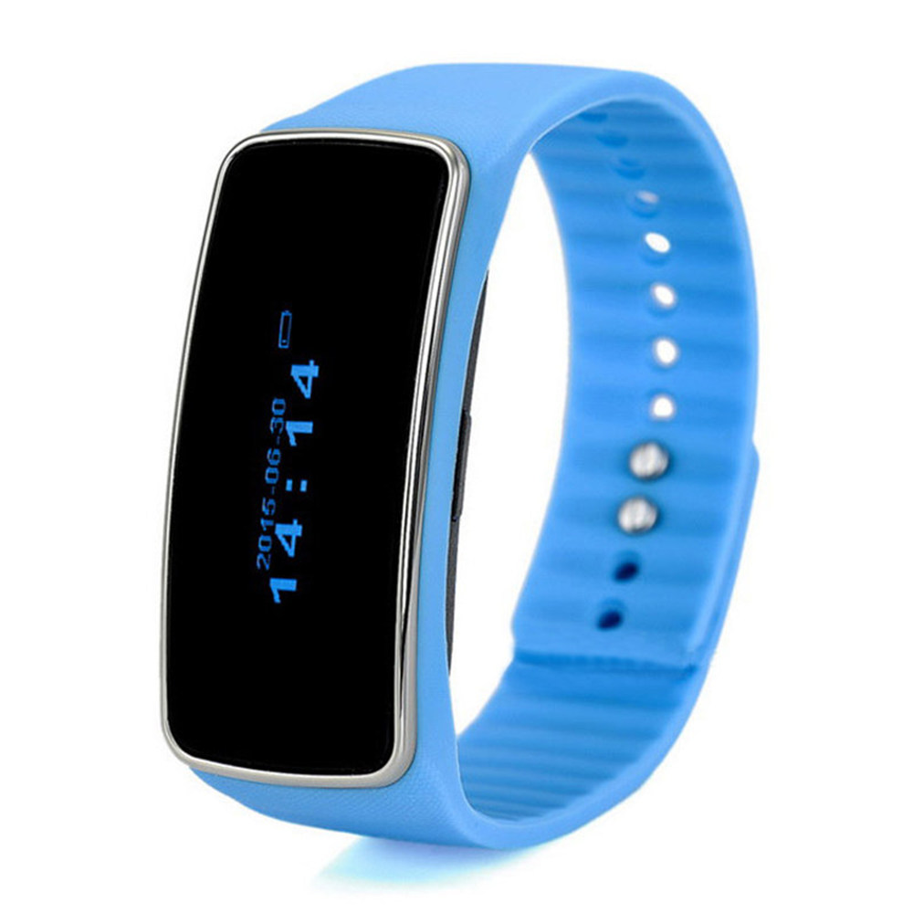Bluetooth Fitness Smart Wrist Band SB5S with Pedometer Calories Counter Sleep Monitor Anti-lost for Man Woman Lady(China (Mainland))