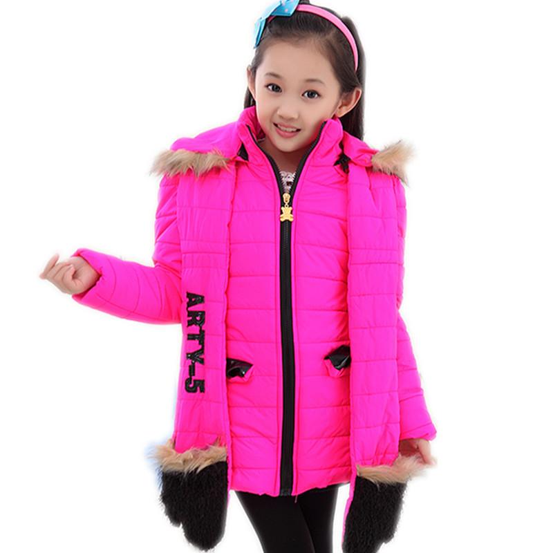 Cute Girls Winter Coats