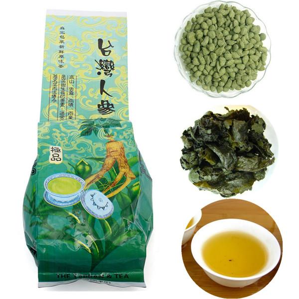 250g Premium Organic Taiwan Lan Gui Ren Tea Green Renshen Ginseng Oolong Tea For Health Care