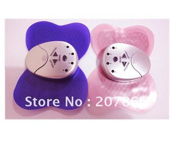 10pcs Electronica Mini Slimming Butterfly Body Muscle Massager free shipping
