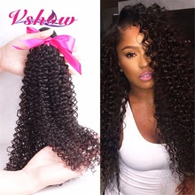 4pcs Rosa Hair Products Peruvian Virgin Hair Kinky Curly 8A Unprocessed Peruvian Virgin Hair Extension Peruvian Kinky Curly Hair(China (Mainland))