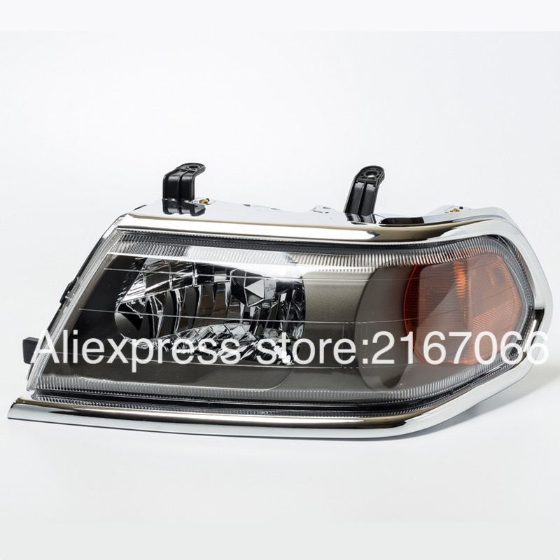 Headlights for Mitsubishi Montero / Pajero SPORT 2000 - 2008 MMC Left Driver Side MR566771(China (Mainland))