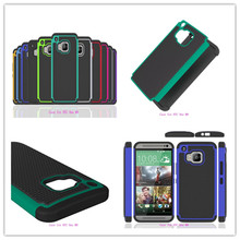 For HTC M8 / M9 Rugged Spider TPU Plastic Hybrid Heavy Duty Armor Ball Marks Case For HTC One M8/ M9 Hard Shock Proof Back Cover(China (Mainland))