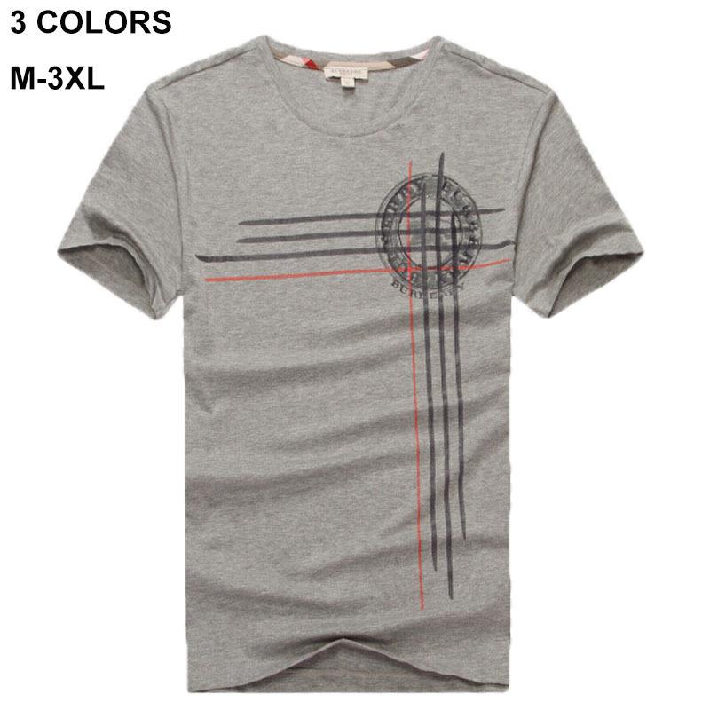 2015 casual men 39 s wear short sleeves t shirt printing