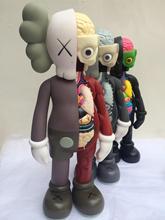 KAWS Toys OriginalFake Pinocchio toy figure medicom toy Cartoon doll Decoration Model