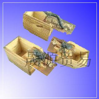 Halloween props shock toys wooden box funny toys(China (Mainland))