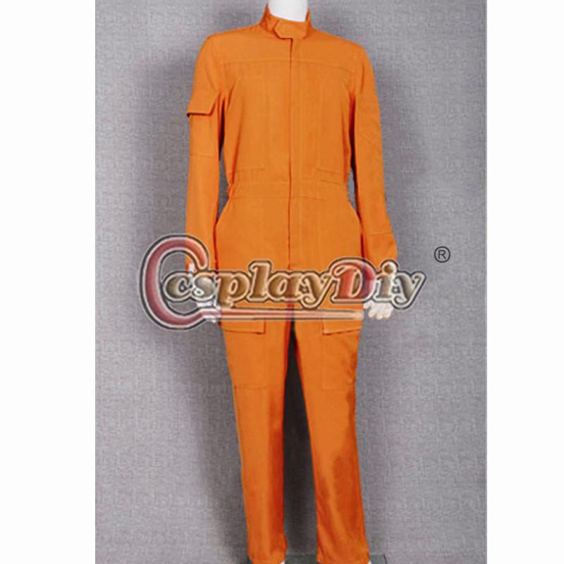 Star Wars X Wing Pilot Uniform Orange Jumpsuit Cosplay Costume For Adult Men Carnival Party Custom Made D0807Одежда и ак�е��уары<br><br><br>Aliexpress