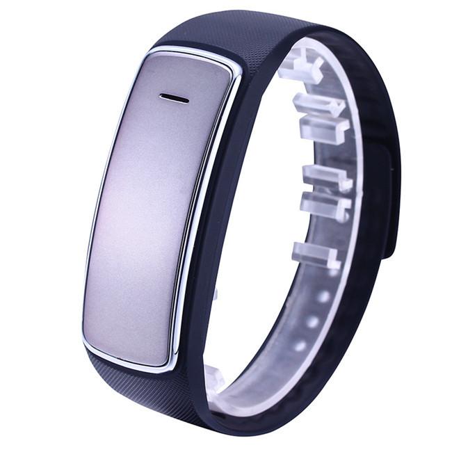 2015 New Bluetooth Smart Bracelet Wristband Pedometer Sleeping Monitor Smartwatch Iphone Android Smartphone - Shenzhen Donni Technology Co., Ltd store