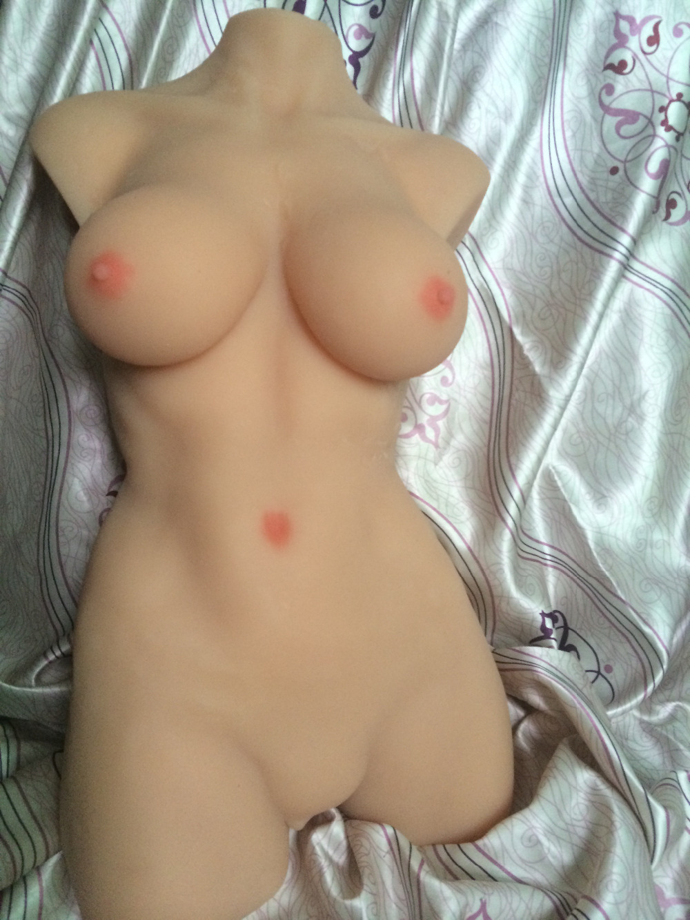 17kg 63cm Full body lifelike best sex real silicone rubber doll for male sex machines sexy toys big breast vagina love dolls(China (Mainland))