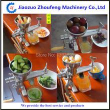 Best selling Wheatgrass Manual Juicer machine/commercial fruit juice making machine/Cucumber - Zhoufeng Technology Co., Ltd store