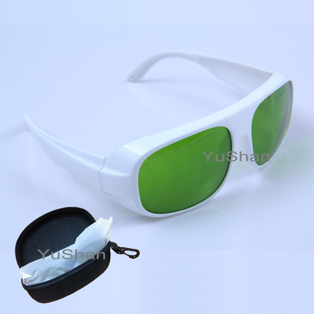 Здесь можно купить  755&808&1064nm Multi Wavelength Eye Laser Safety Goggles Glasses Ce Certified  Безопасность и защита