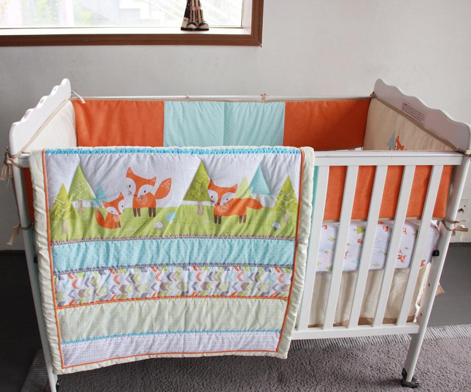 popular fox baby bedding buy cheap fox baby bedding lots