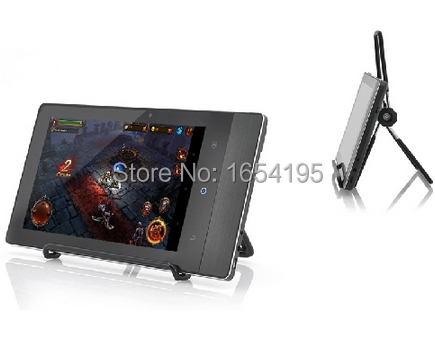 Projector tablet Wholesale 7 inch Ultra thin Tablet Projector WiFi Bluetooth transfer CPU Quad Core LED beamer full HD video(China (Mainland))