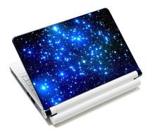 """romantico cielo starlight 13.3 """" 15 """" 15.4 """" 15.5 """" 15.6 """" pollici universal laptop sticker protezione della copertura notebook skin(China (Mainland))"""