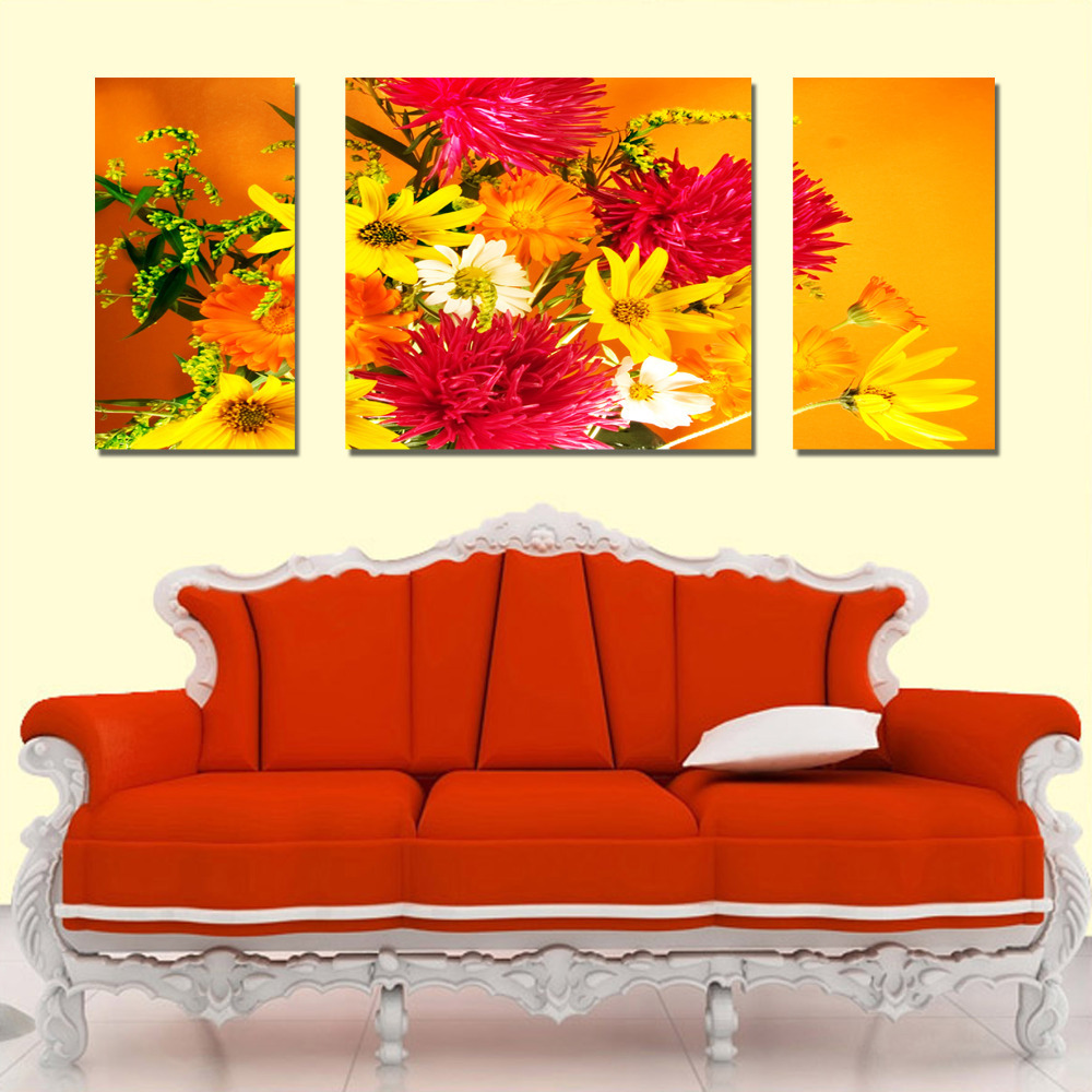 3 Piece Canvas Art Prints For Home Decoration Wall Art For Living Room Wall Decor In Painting