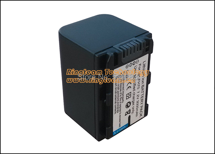 Replacement DV Battery NP-FH70, NP-FH60, NP-FH50 Fit SONY HDR-UX7E, HDR-UX7, HDR-UX5E<br><br>Aliexpress