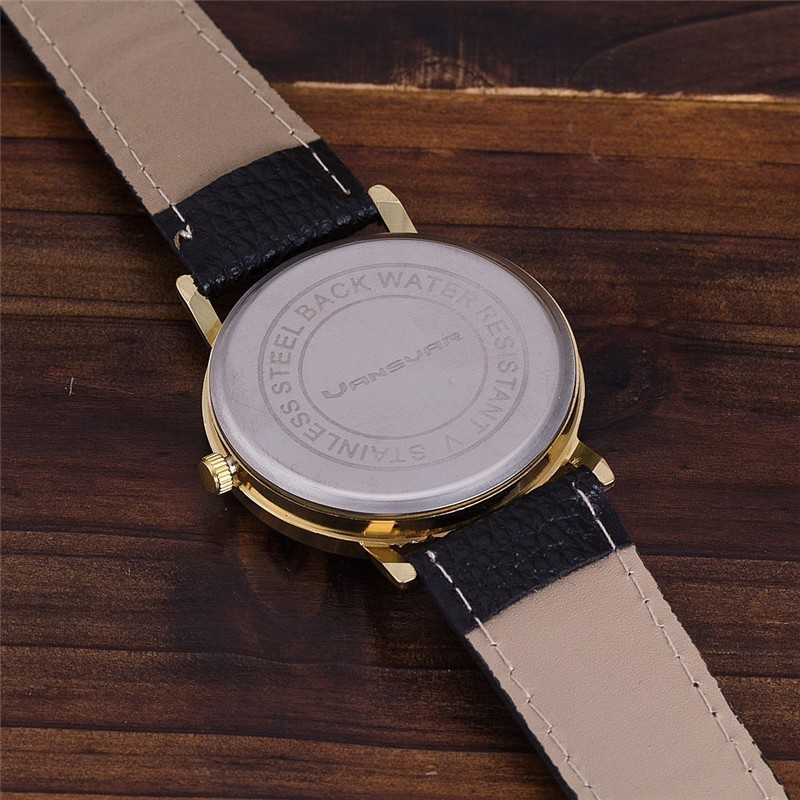 Vansvar Luxury Brand HOGWARTS Magic School Watch Women Fashion Leather Strap Wristwatch Casual Quartz Watch Relogio Feminino