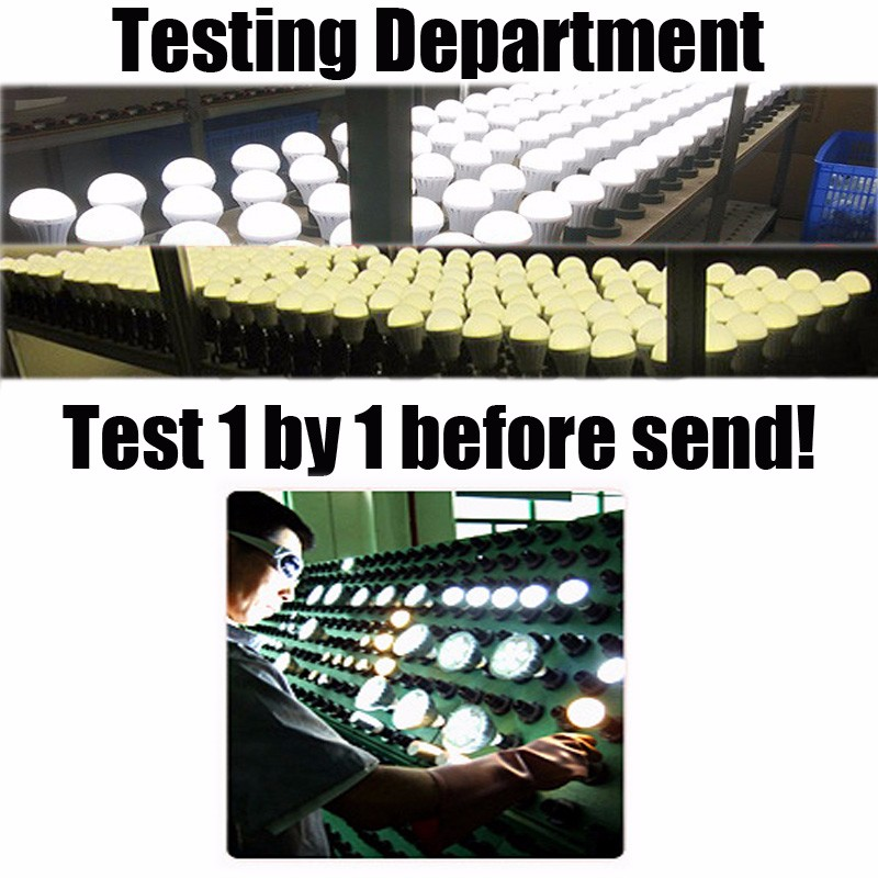 Testing Department