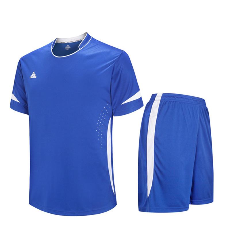 2017 Men Soccer Jerseys Set Youth Kids Survetement Football Kits Boys Child Futbol Training Suit Breathable maillot de foot DIY(China (Mainland))