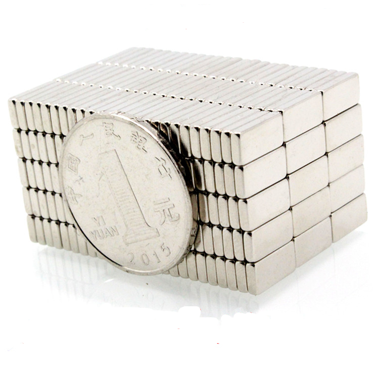 5pcs N50 Super Strong Block Cube 10mm x 5mm x 2mm Rare Earth Neodymium Magnet Free Shipping(China (Mainland))
