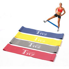 Buy freeshipping Tension Ankle Resistance Band Exercise Loop Crossfit Strength Weight Training Fitness Loop Workout Leg Butt LiftWYQ for $1.45 in AliExpress store