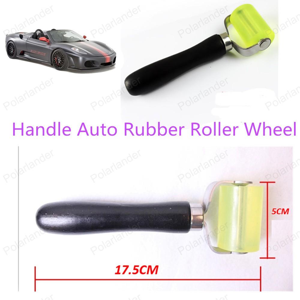 Нажать инструмент колеса автомобиля хлопок пробка звукоизоляцией колеса доска строительство давления ролик