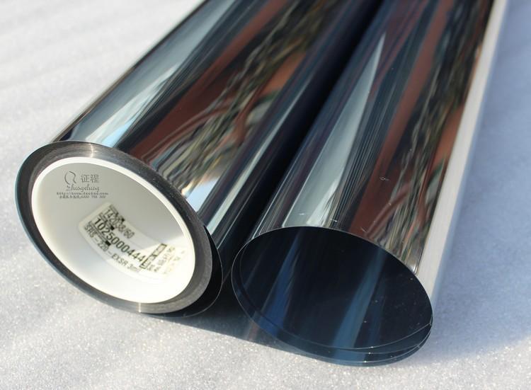 Achetez en gros transparent rouleau de vinyle en ligne for Miroir autocollant en rouleau