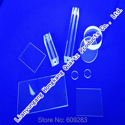 Optical quartz glass plate | quartz plate for uv curing | square clear polished quartz plate<br><br>Aliexpress