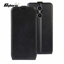 Buy CYBORIS Doogee Shoot 1 Case Leather Phone Cover Doogee Shoot 1 Vertical up-down Flip Cover Bag card slot for $3.99 in AliExpress store