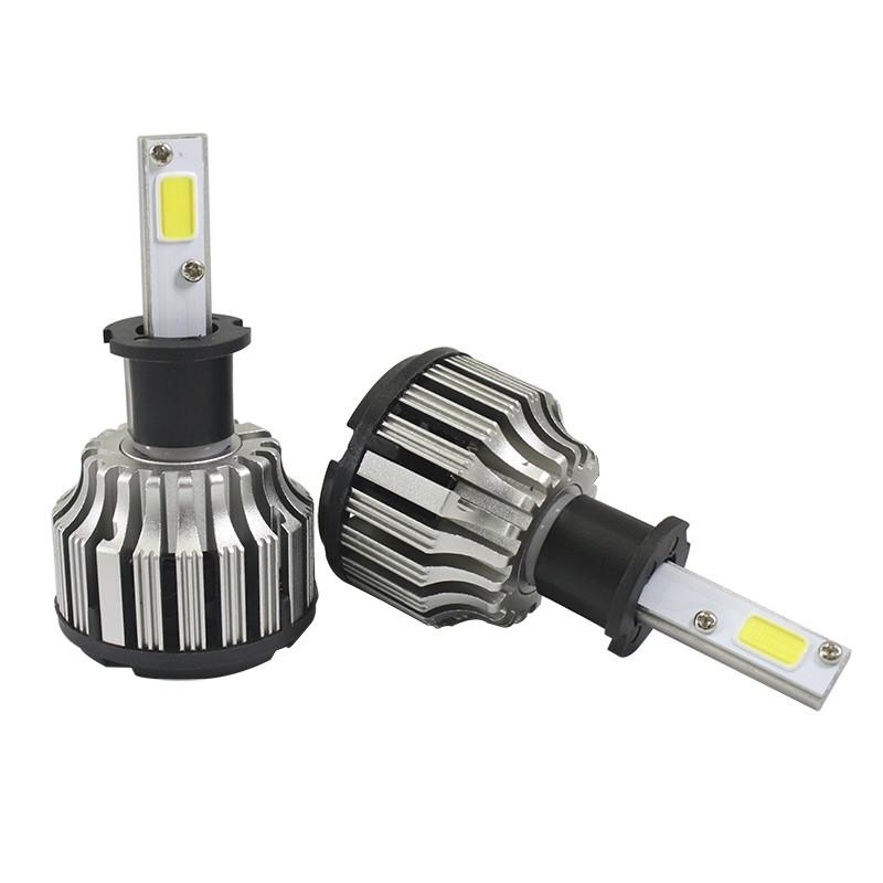 Купить H4/H7/H11/H10/9005 (HB3)/9006 (HB4) Привет-Ло Beam Single Beam Автомобилей Светодиодные Фары Лампы автомобильные светодиодные лампы Авто Светодиодные Фары Противотуманные фары