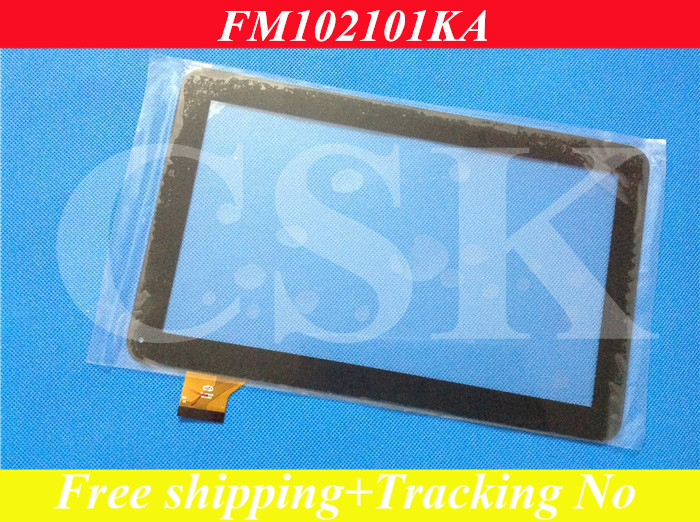 Гаджет  (Ref:FM102101KA )10.1inch touch screen touch panel digitizer for tablet PC touchscreen black None Компьютер & сеть