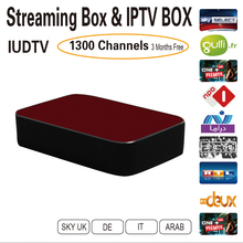 2016 Newest Mag 250 Mag 254 Streaming Iptv TV Box Set Top Box Include 3 months Sky European Iptv Account APK Mag 250 TV Box