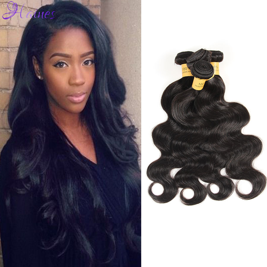 Cheap Virgin Brazilian Hair Weave 4 Bundles Brazilian Body Wave Human Hair Bundles 5A Grade Brazilian Virgin Hair Body Wave 100g