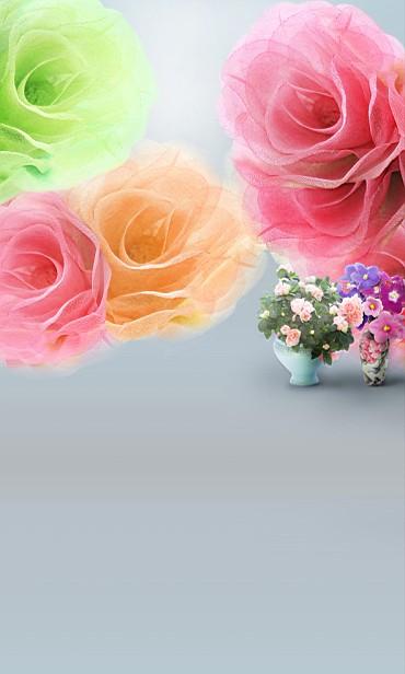 Здесь можно купить  New arrival Background fundo Flowers blooming flowers 600CM*300CM width backgrounds LK 2534  Бытовая электроника