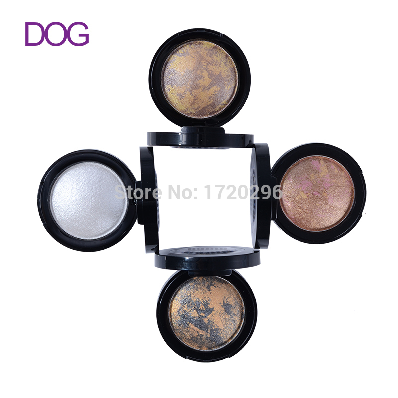 Eye Shadow Makeup High Quality Classic 12 Colors Long-lasting Secondary-colored Baking Eyeshadow Palette Cosmetic for Women(China (Mainland))
