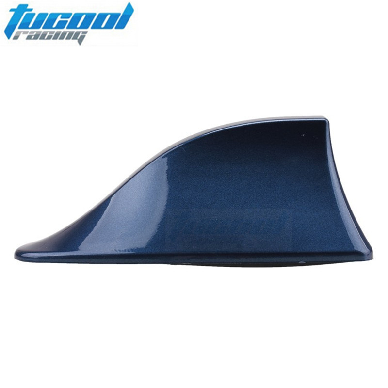Shark Fin Antenna Special Blank 3M Adhesive Radio Car Signal Fit Toyota RAV4 - Double Racing Cool store