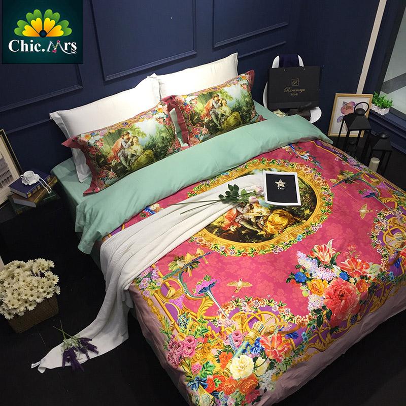 achetez en gros fantaisie couette en ligne des. Black Bedroom Furniture Sets. Home Design Ideas