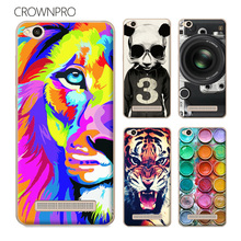 Buy CROWNPRO Redmi 4A FOR Xiaomi Redmi 4A Case Cover Redmi 4A Case Painting Phone Back Protective Cover Case FOR Xiaomi Redmi 4A for $1.13 in AliExpress store
