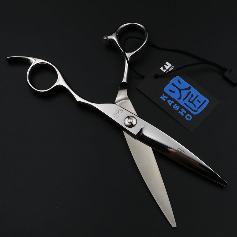 6 Inch Japan Kasho Cutting Scissors Professional Hair Shears for Hair Salon Hairdressing Barber High-quality SUS440C