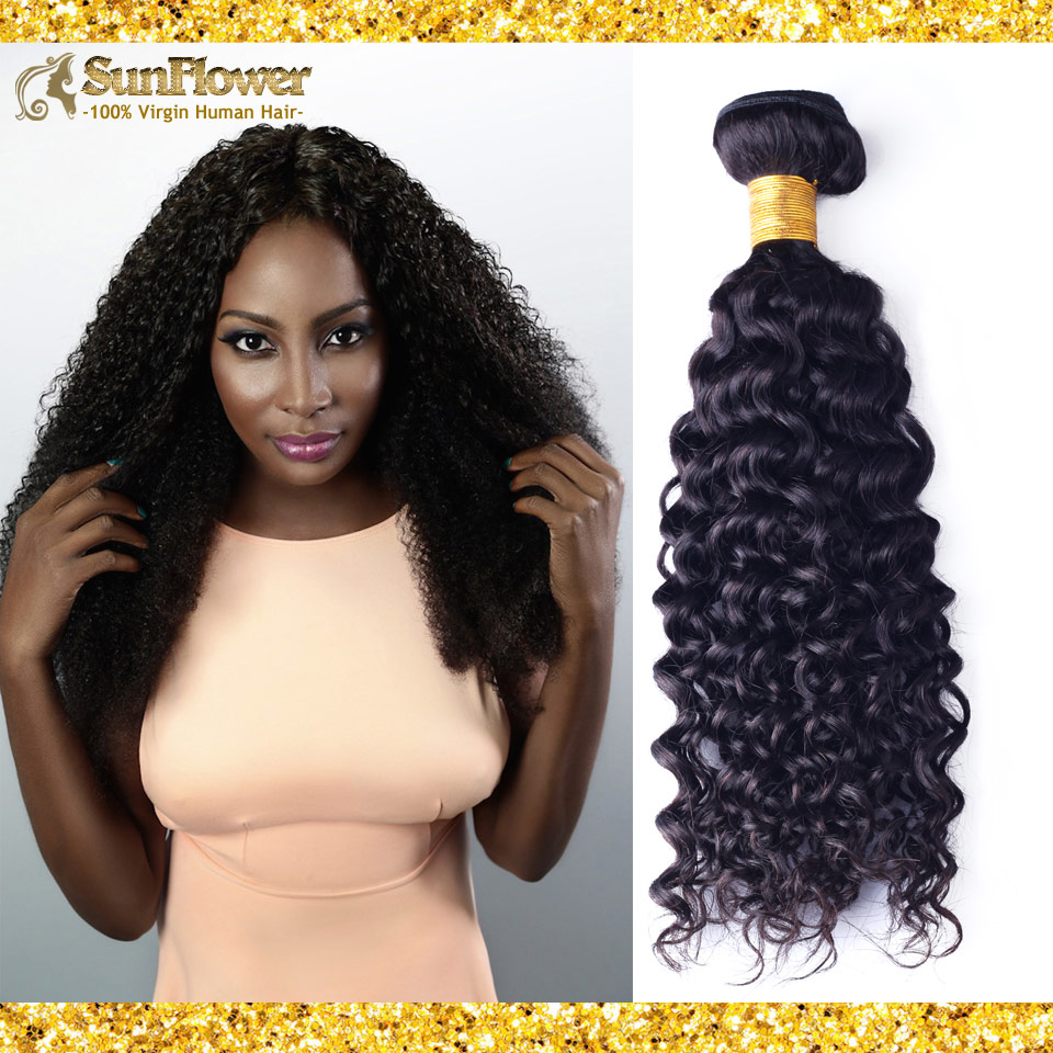 Malaysian Virgin Hair 4 Bundles Kinky Curly Virgin Hair Weave Rosa Hair Products 6a Malaysian Curly hair Malaysian Kinky Curly