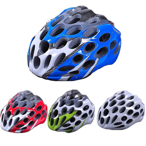 Fashion new style super-light 41 holes bike helmet outdoor bicycle accessories cycling helmets adult safety casco(China (Mainland))