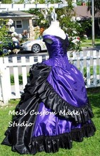 Custom Made Claudia's Gothic Victorian Gown Custom Interview with the Vampire/Party Dress/Masquerade Costume