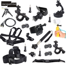 Buy Xiao mi yi Head Chest strap mount Accessories Kit Mount Sony Action Cam HDR-AS50 AS20 AS30V AS100V AS200V X100V/W 4K for $39.18 in AliExpress store