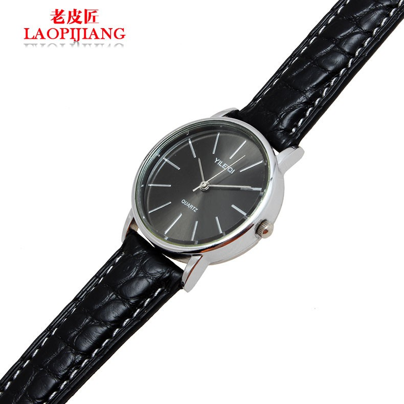 laopijiang Crocodile Leather Watch Strap Ladies Fashion Watch Strap waterproof watch strap 12mm 14mm 16mm 18mm