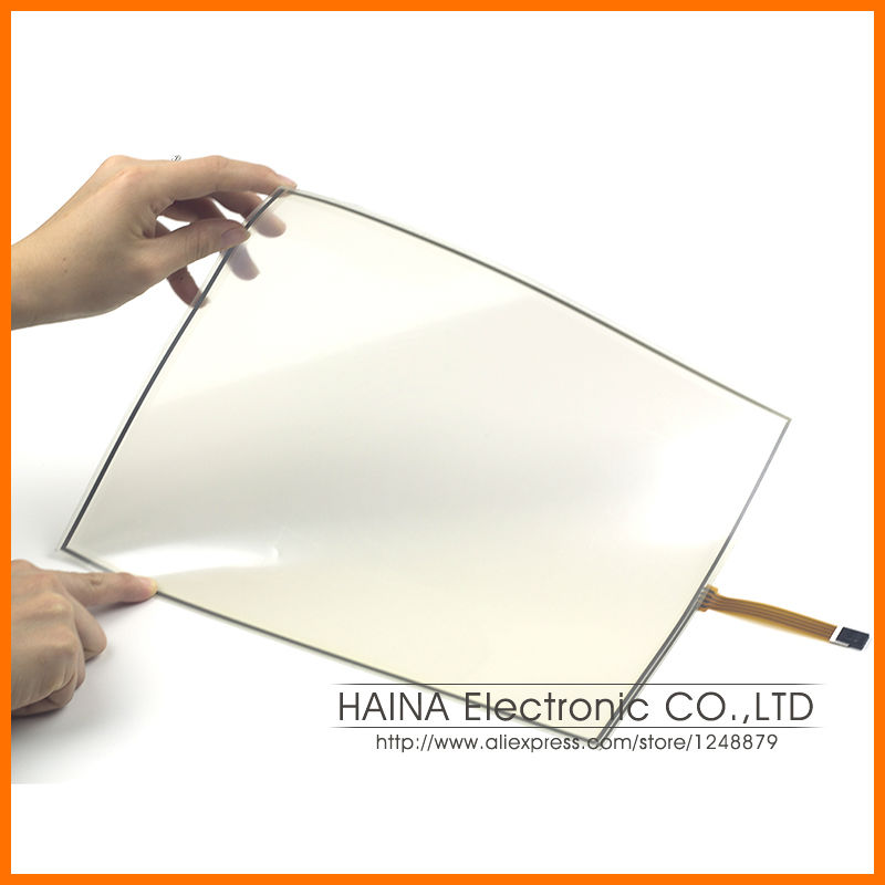 16:10 Flexible 14 Inch 4 Wire Pellicle USB Touch Screen Panel Kit for photobooth/photo kiosk/Laptop(China (Mainland))