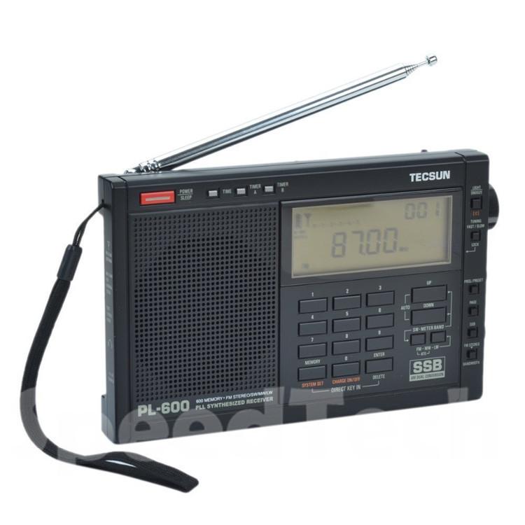 tecsun pl600 mini portable radio digital pocket radio. Black Bedroom Furniture Sets. Home Design Ideas