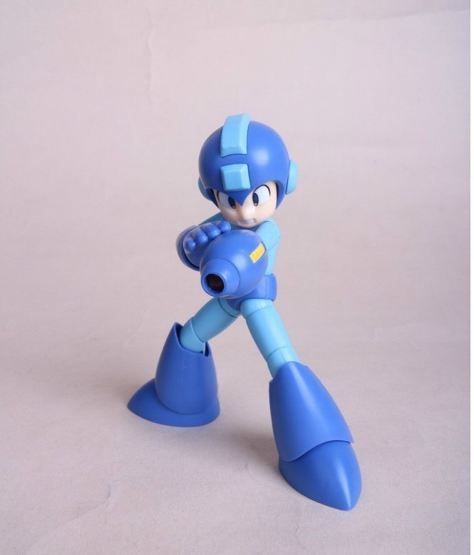 New 2014Rockman zero figure game doll robot model marvel action figures assembly toy unique toys anime Birthday Gift for kids(China (Mainland))